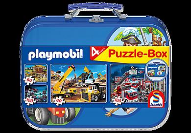 80247 Puzzle valisette - quatre en un