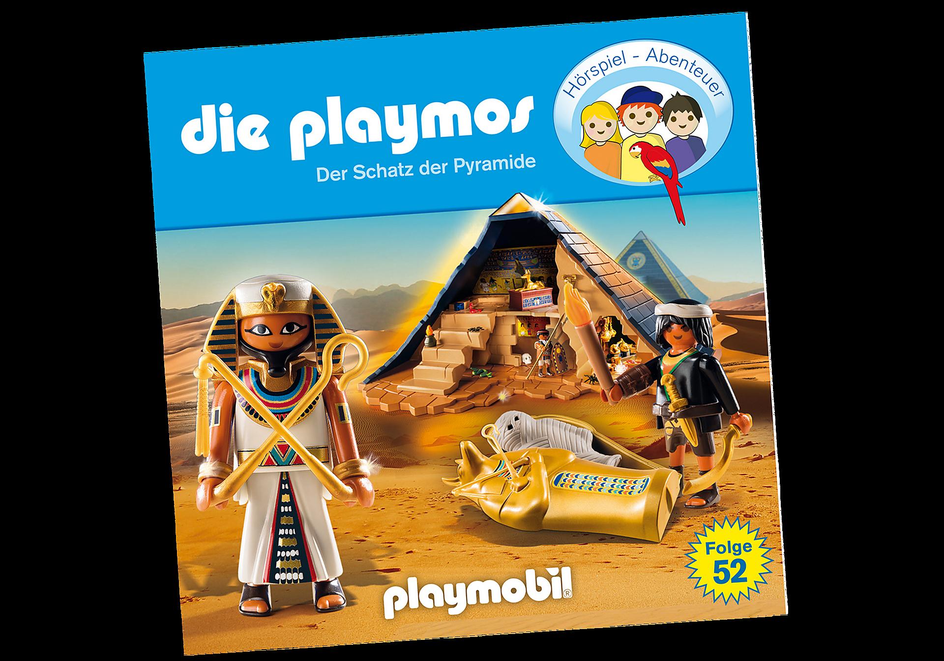80259 Der Schatz der Pyramide - Folge 52 zoom image1