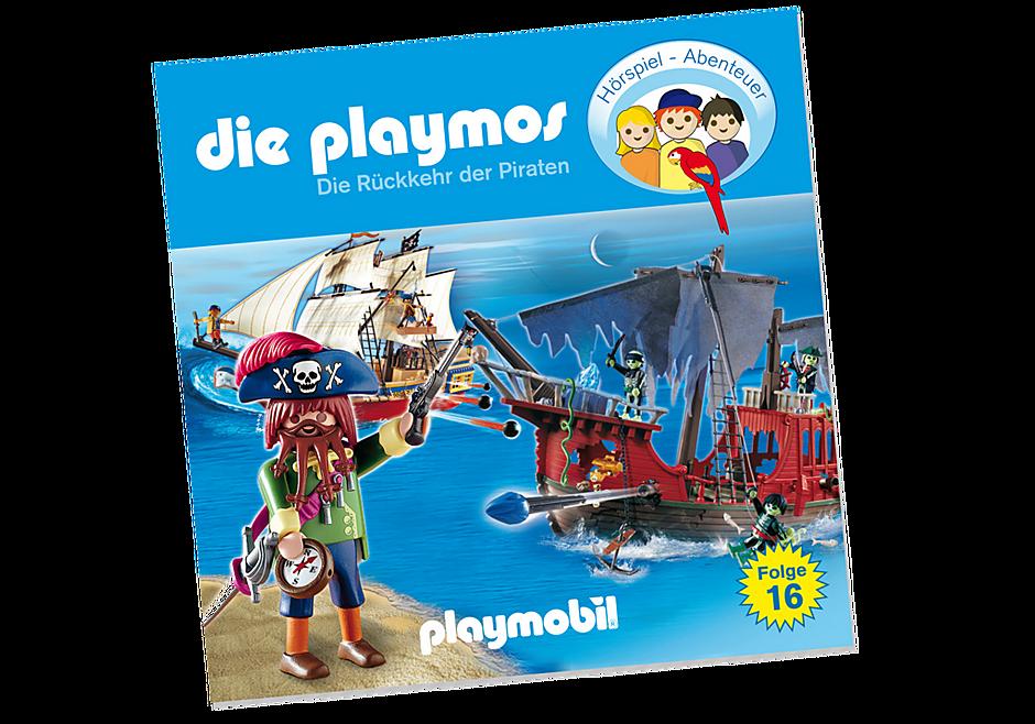 80262 Die Rückkehr der Piraten (16) - CD detail image 1