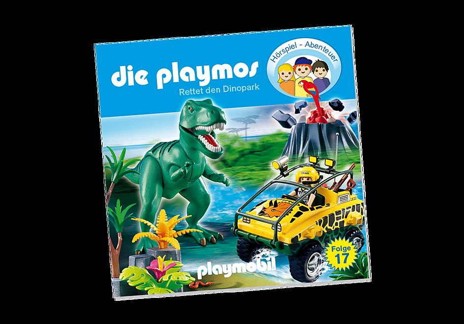 80270 Rettet den Dino-Park (17) - CD detail image 1