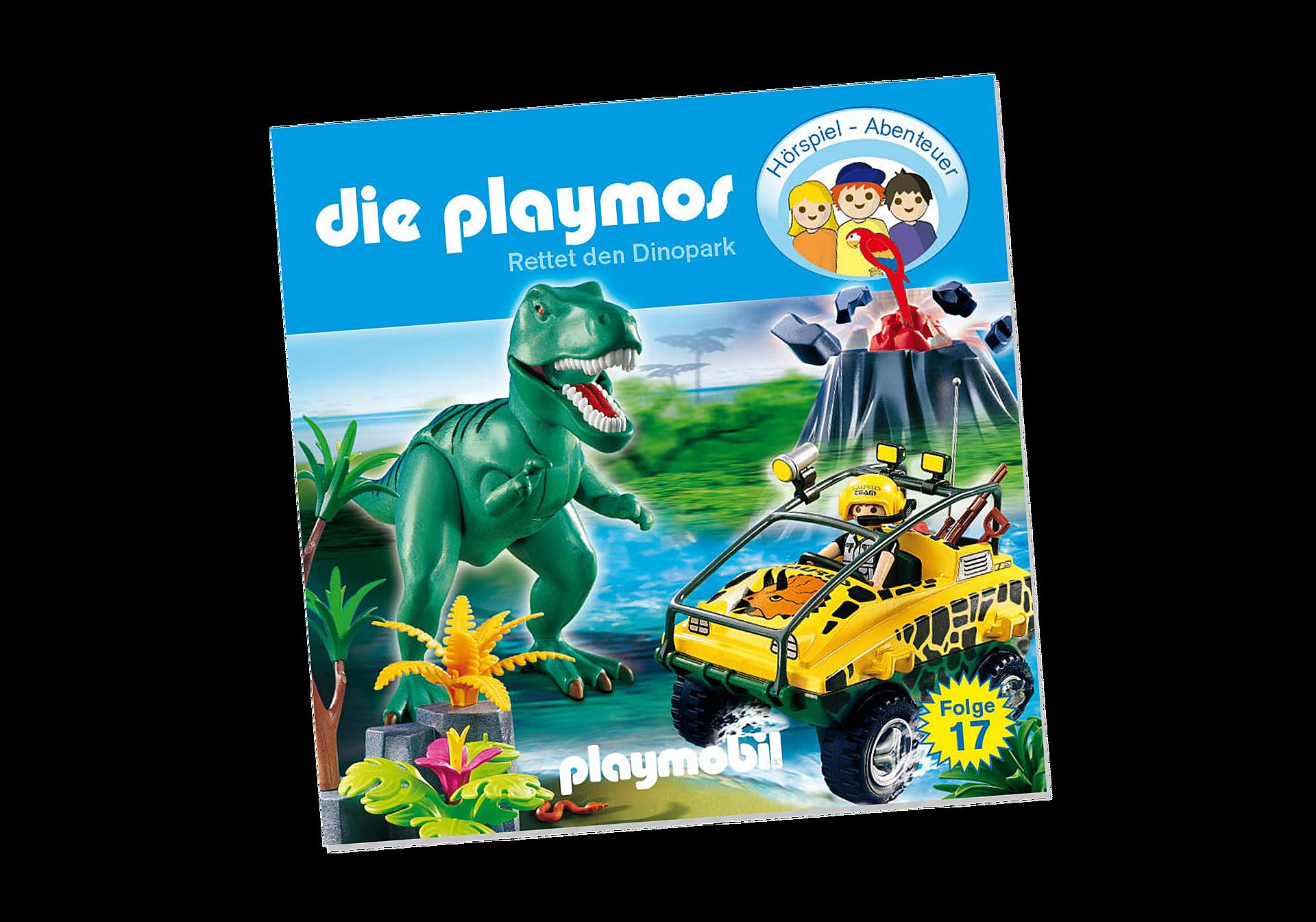 80270 Rettet den Dino-Park (17) - CD zoom image1