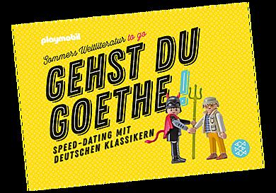 80289 Gehst du Goethe! Speed-Dating mit deutschen Klassikern