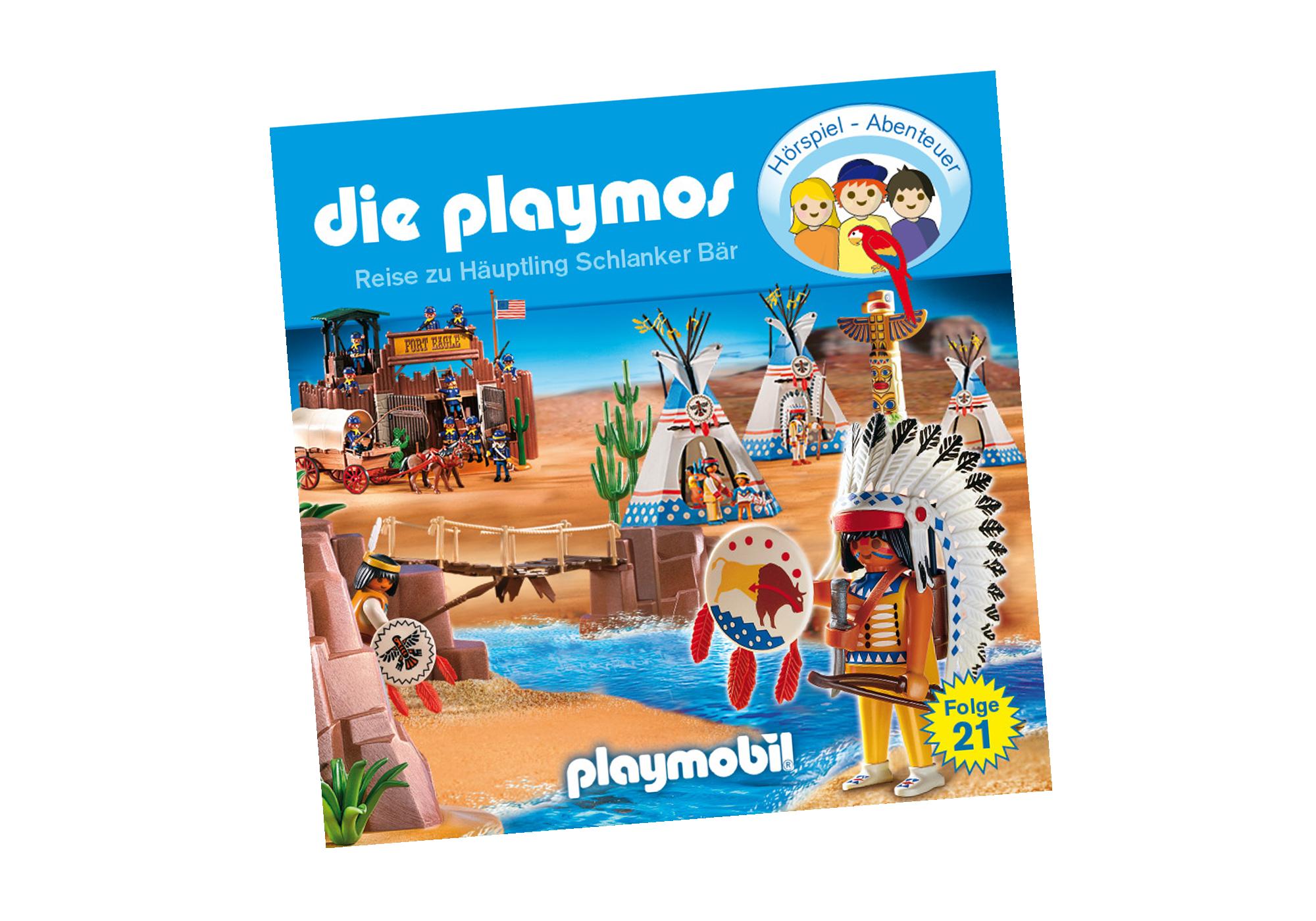 http://media.playmobil.com/i/playmobil/80322_product_detail/Reise zu Häuptling schlanker Bär (21) - CD