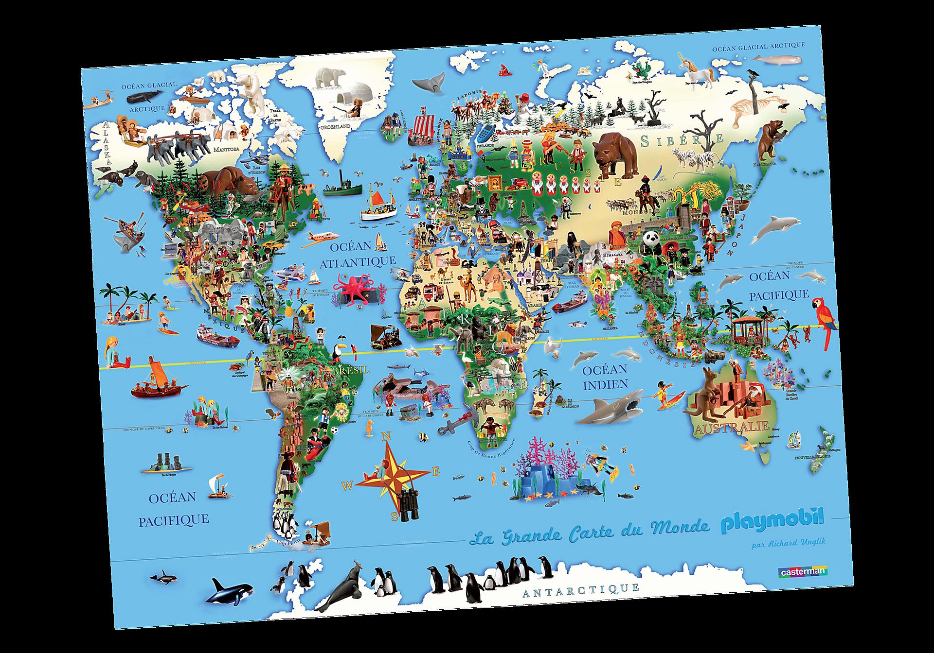 80324 Le tour du monde avec PLAYMOBIL français zoom image5