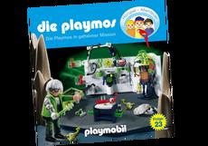 Die Playmos in geheimer Mission (23) - CD