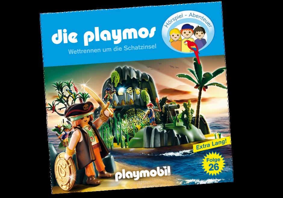Wettrennen Um Die Schatzinsel 26 Cd 80332 Playmobil Deutschland