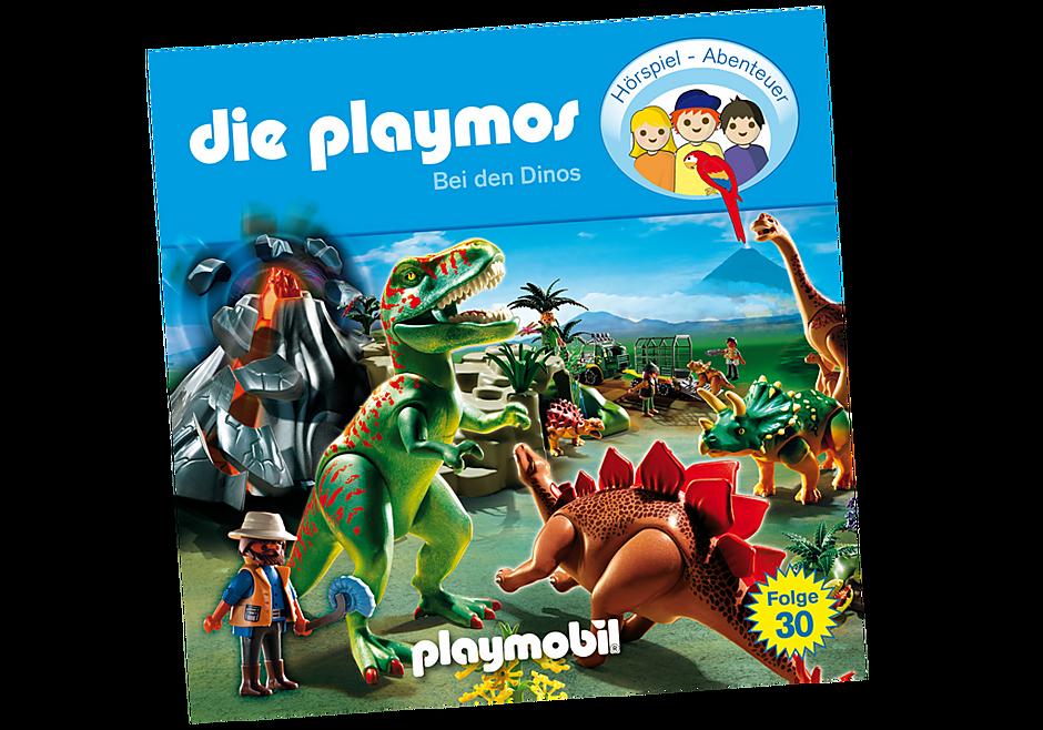 80346 Bei den Dinos (30) - CD detail image 1