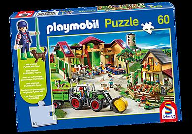 80352_product_detail/Puzzle - la ferme bio (60 pièces)