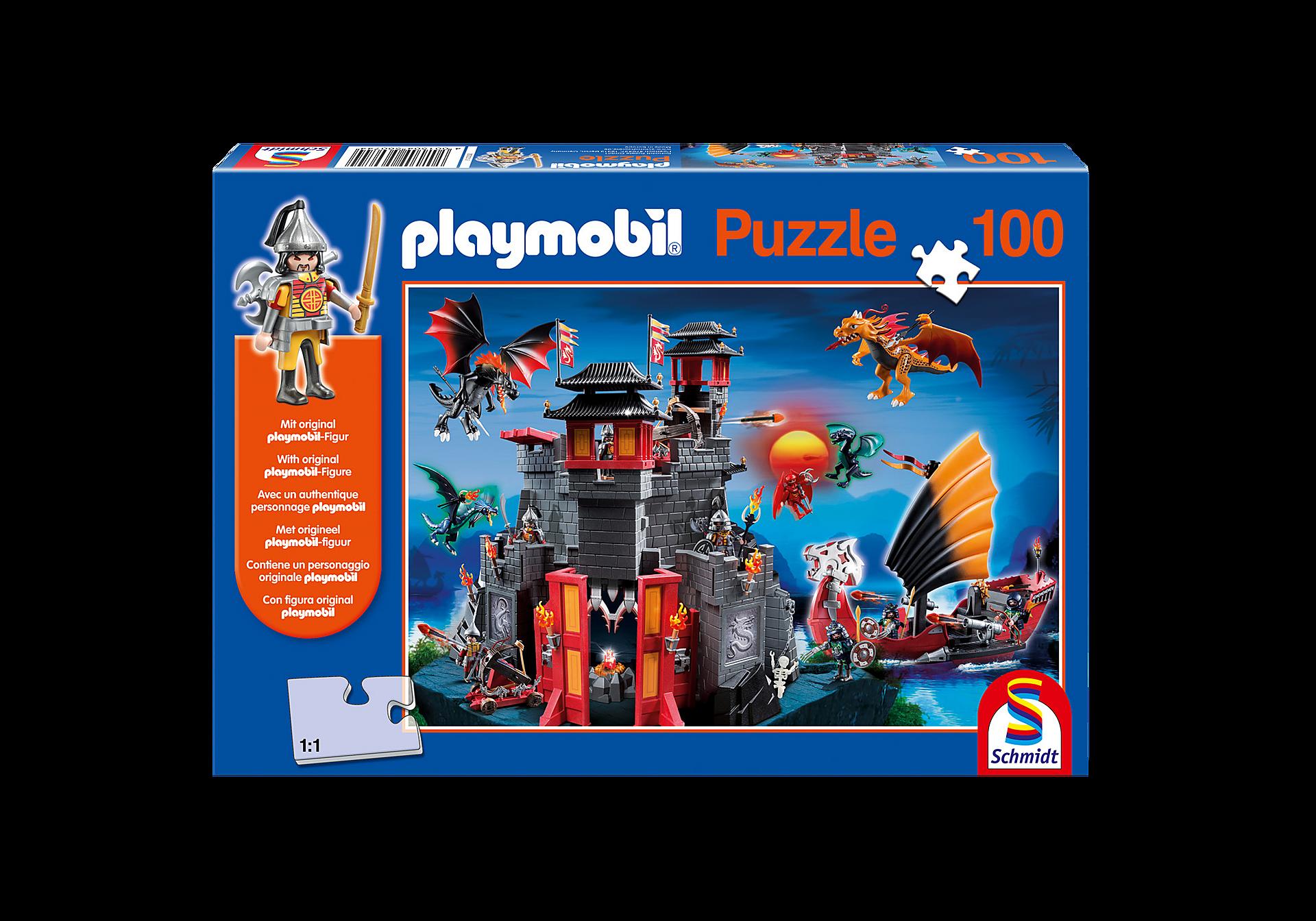 80372 Puzzle Asia-Drachenland zoom image1