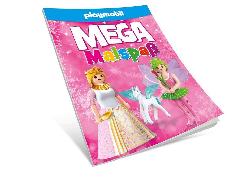 coloring book girls - 80400 - Playmobil