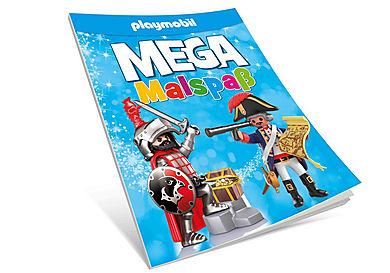 80401 Mega Malspaß (für Jungen)