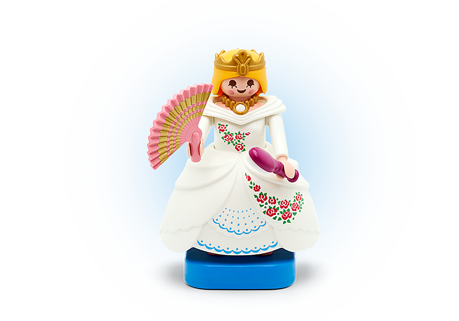 http://media.playmobil.com/i/playmobil/80404_product_detail/Tonie-Clip + PLAYMOBIL-Figur PRINZESSIN für toniebox