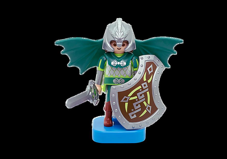 80405 Tonie-Clip + PLAYMOBIL-Figur DRACHENRITTER für toniebox detail image 1