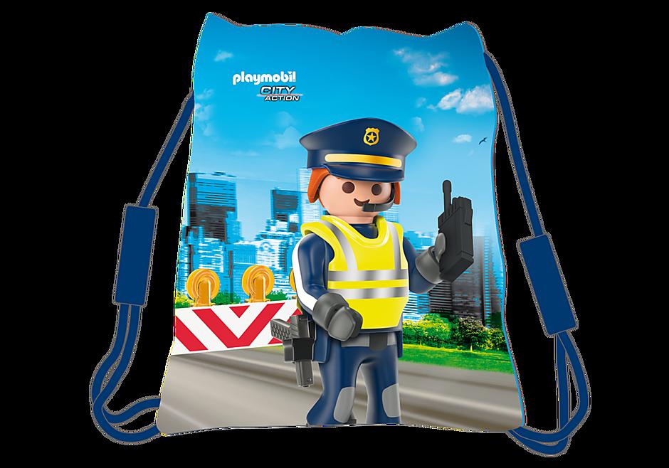 80408 Playmobil Sporttasche Polizei detail image 1