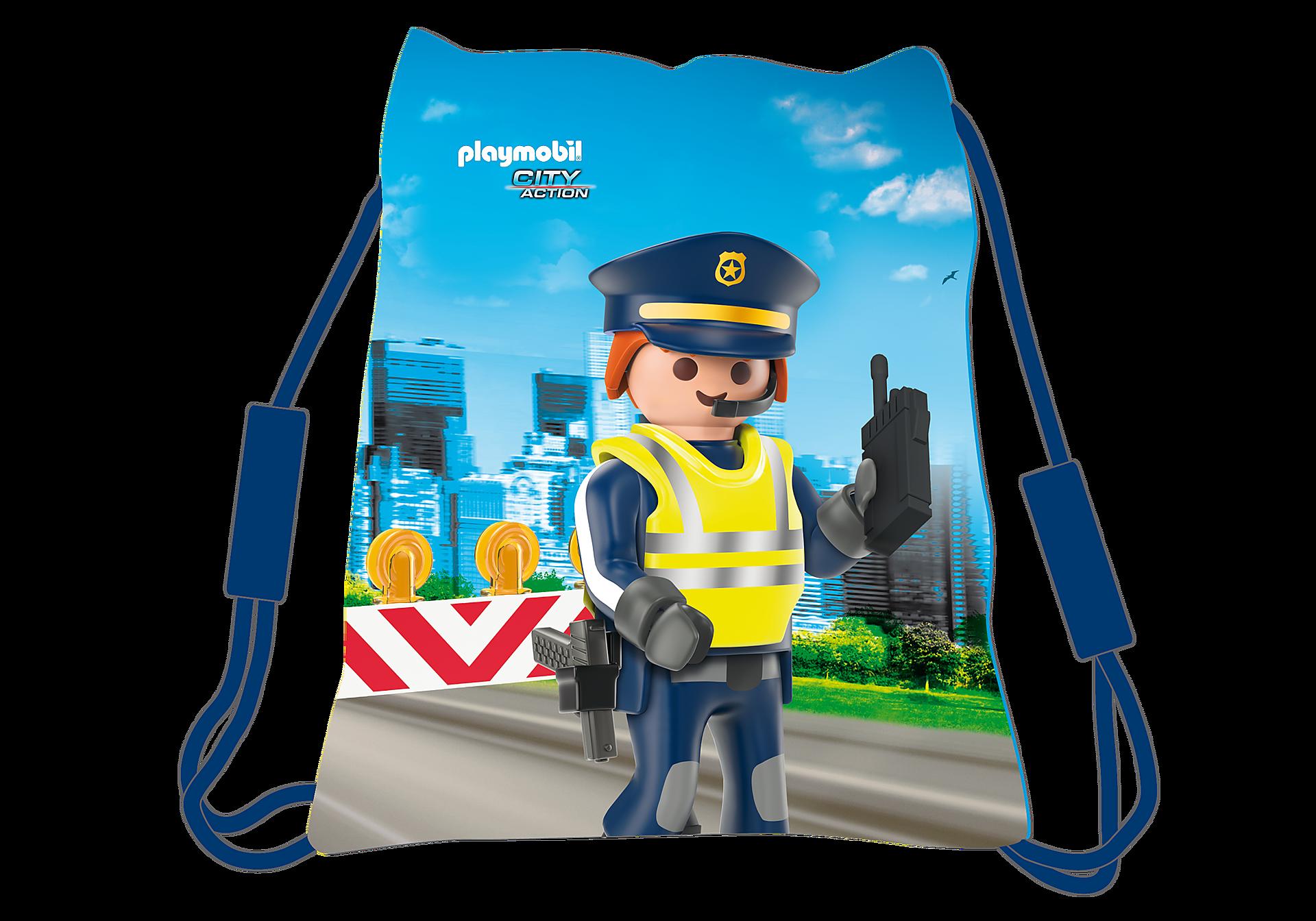 80408 Playmobil Sporttasche Polizei zoom image1