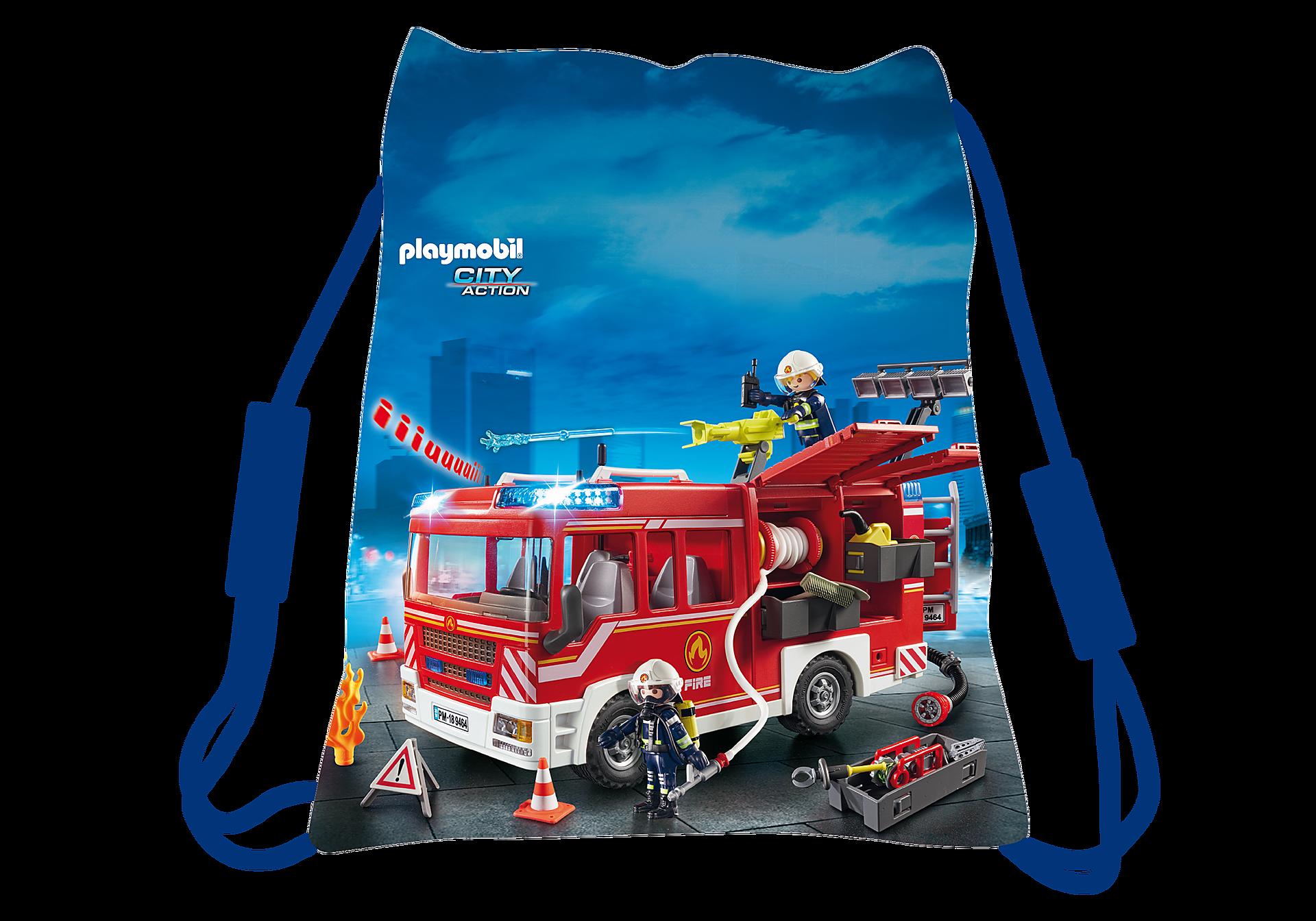 80409 Playmobil Sporttasche Feuerwehr zoom image1