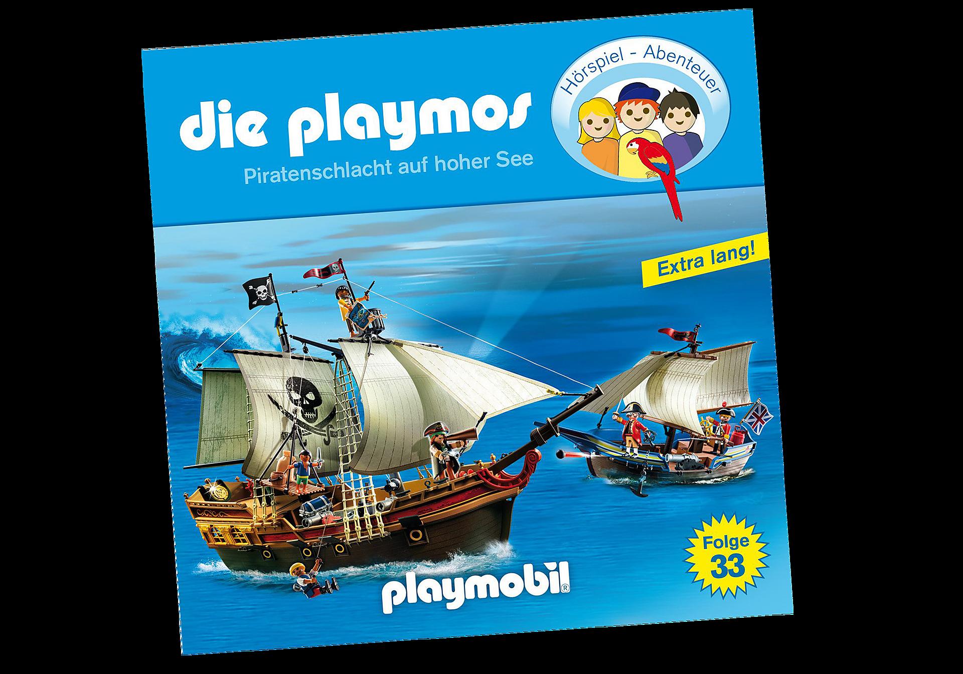 80444 Piratenschlacht auf hoher See (33) - CD zoom image1