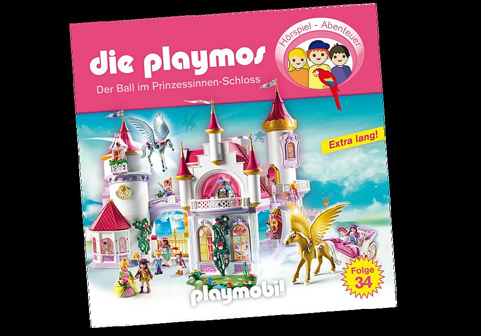 80445 Der Ball im Prinzessinnenschloss (34) - CD detail image 1
