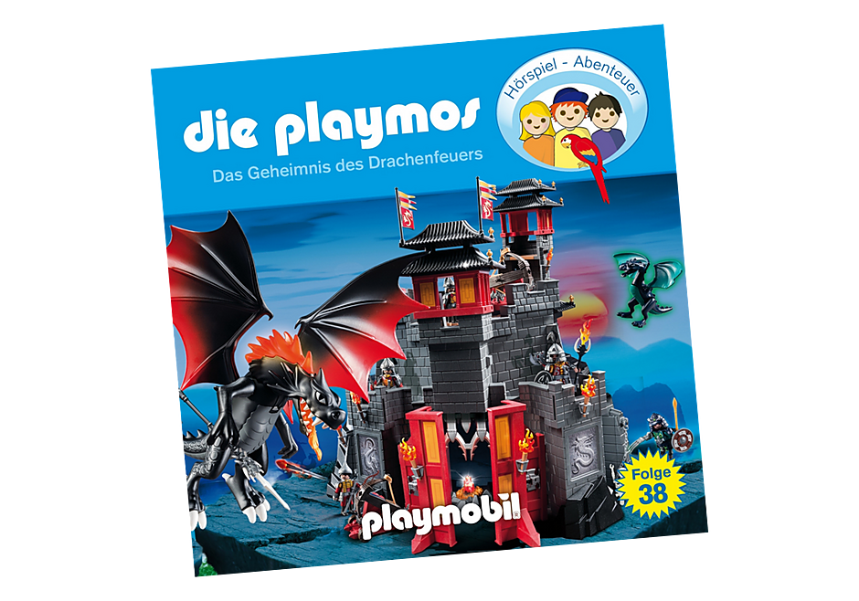 http://media.playmobil.com/i/playmobil/80451_product_detail/Das Geheimnis des Drachenfeuers (38) - CD