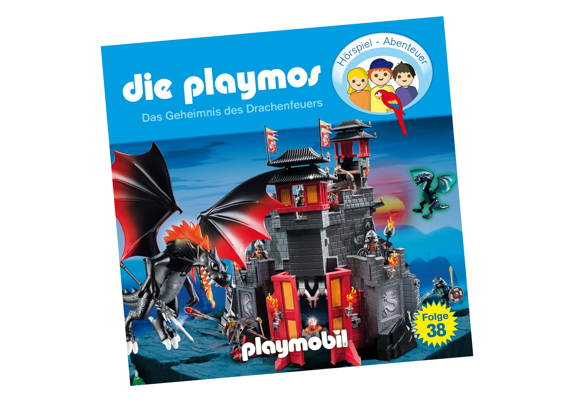 http://media.playmobil.com/i/playmobil/80451_product_detail/Das Geheimnis des Drachenfeuers (38) - CD