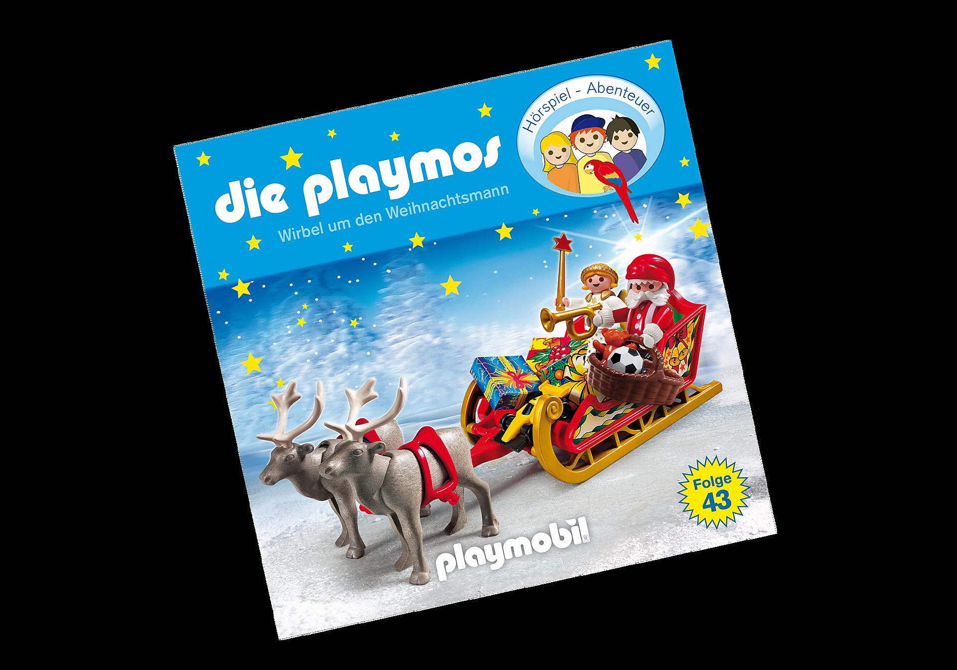 80456 Wirbel um den Weihnachtsmann (43) - CD zoom image1