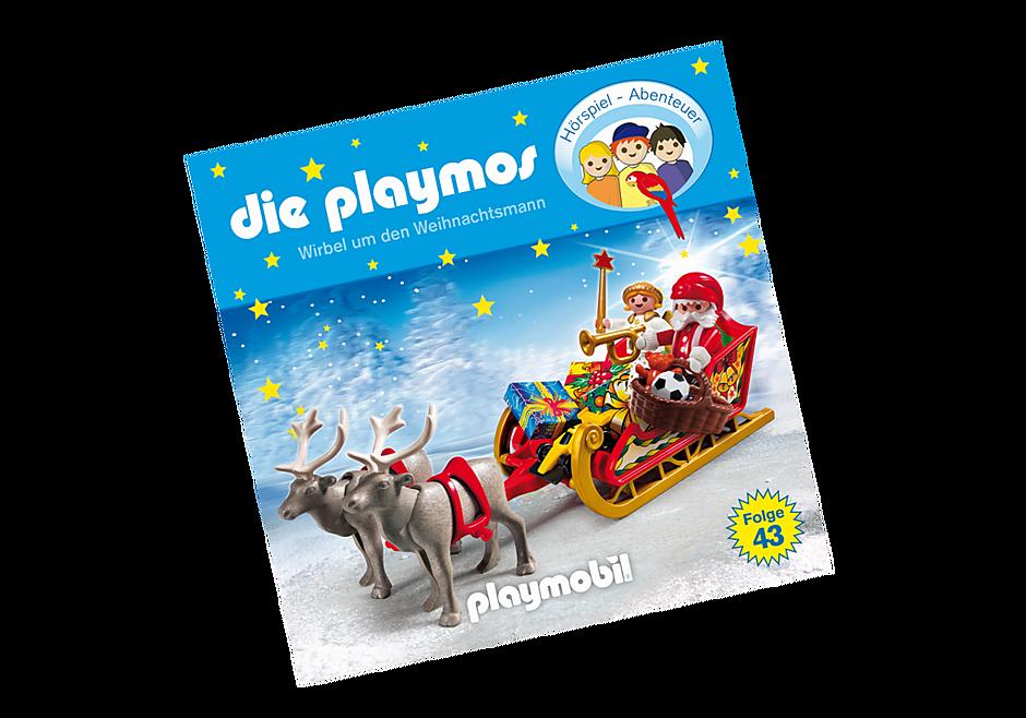 80456 Wirbel um den Weihnachtsmann (43) - CD detail image 1