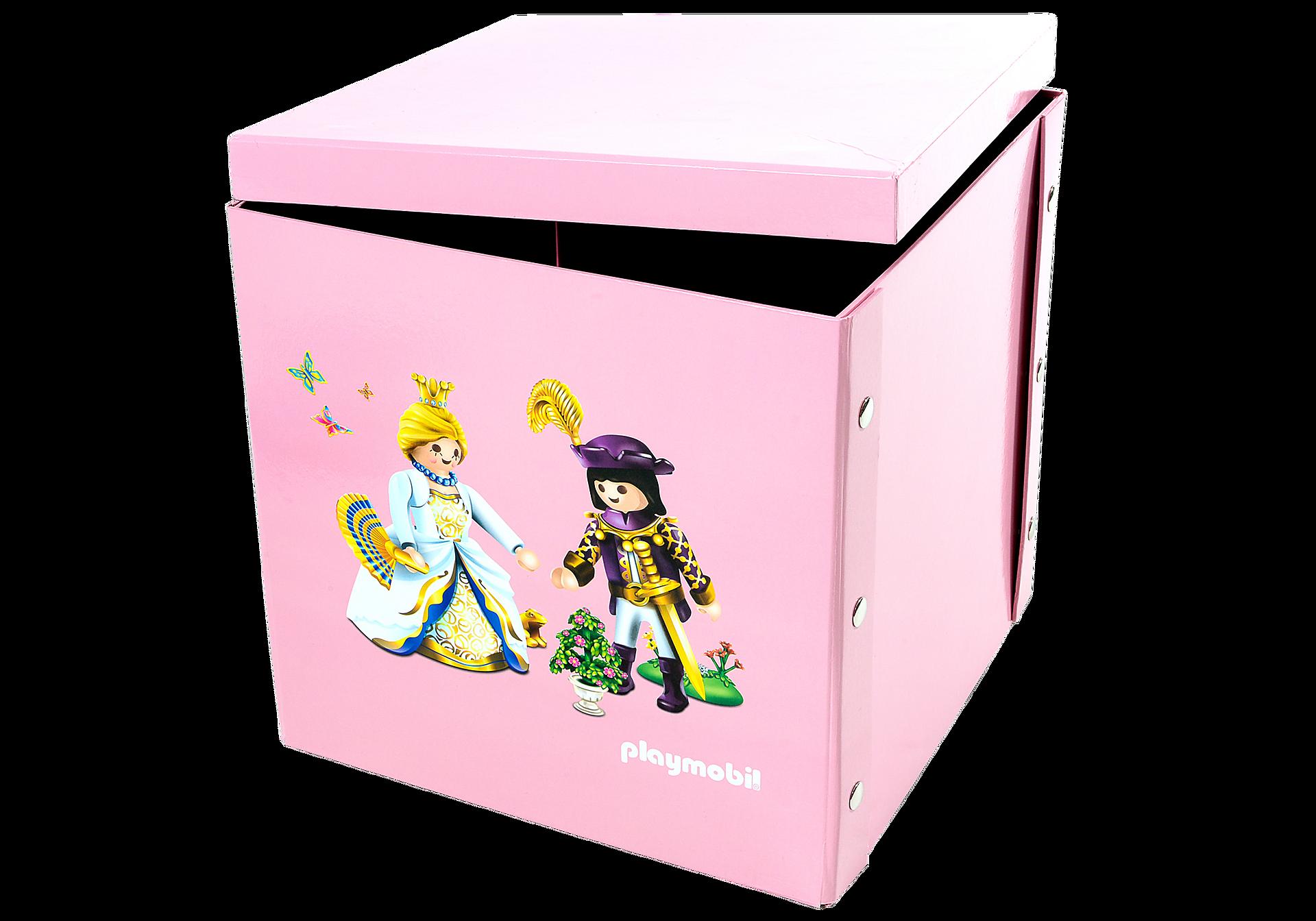 80463 Boîte de jeu et rangement Princesses zoom image1