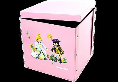 80463 Boîte de jeu et rangement Princesses