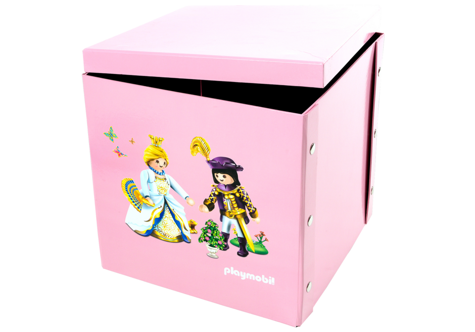 bo te de jeu et rangement princesses 80463 playmobil. Black Bedroom Furniture Sets. Home Design Ideas