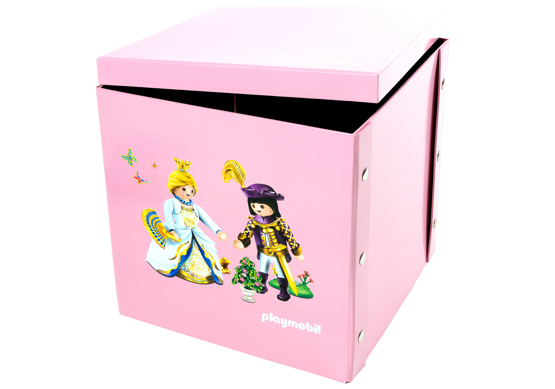 bo te de jeu et rangement princesses 80463 playmobil france. Black Bedroom Furniture Sets. Home Design Ideas