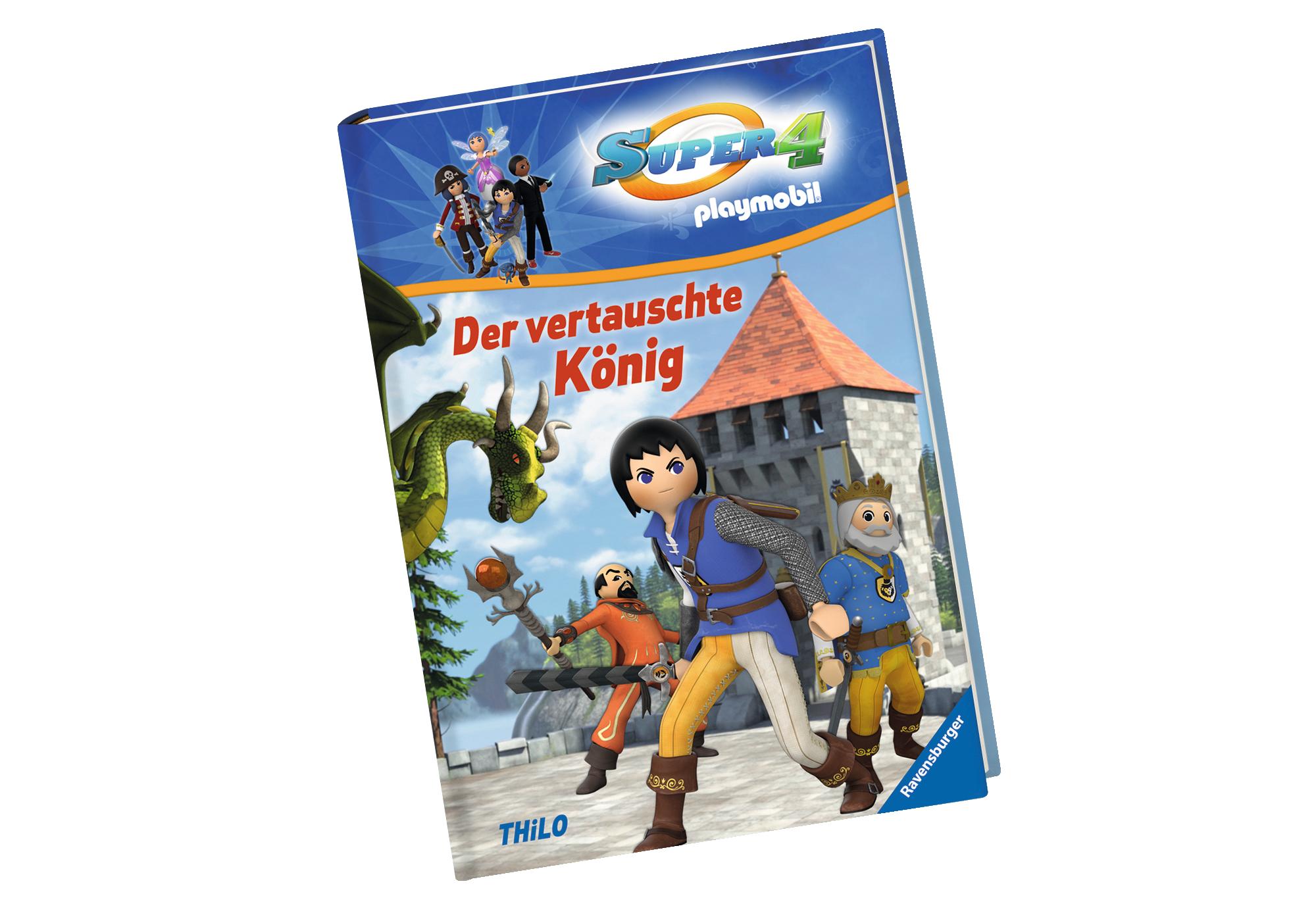 http://media.playmobil.com/i/playmobil/80470_product_detail/Super 4: Erstleser - Der vertauschte König