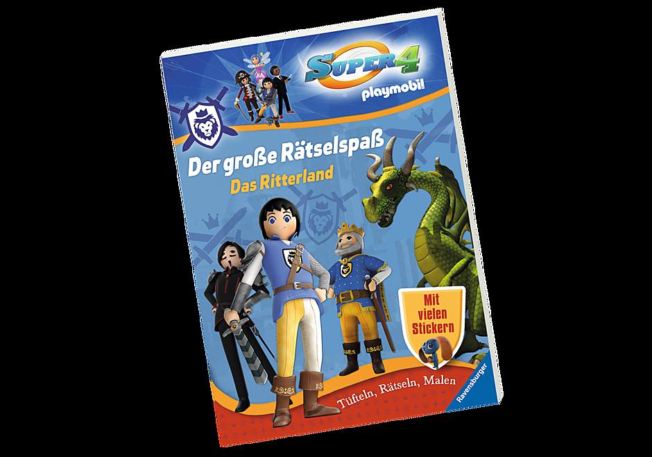 80472 Super 4: Der große Rätselspaß - Das Ritterland detail image 1