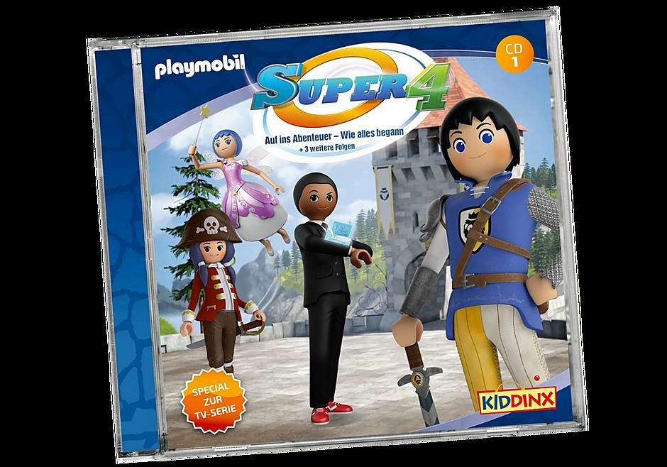 80474 CD 1 Super4: Auf ins Abenteuer - Wie alles begann detail image 1