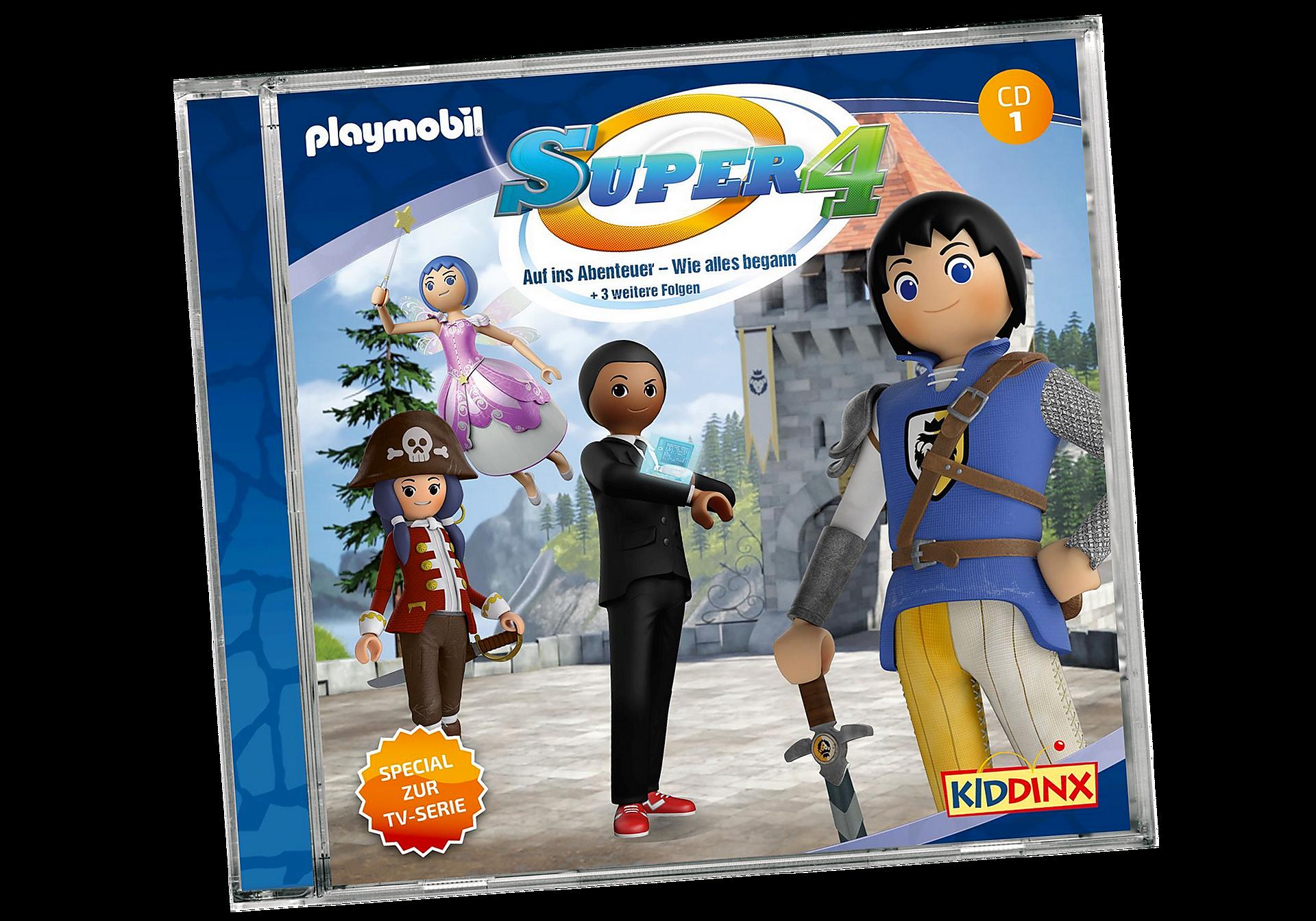 80474 CD 1 Super4: Auf ins Abenteuer - Wie alles begann zoom image1