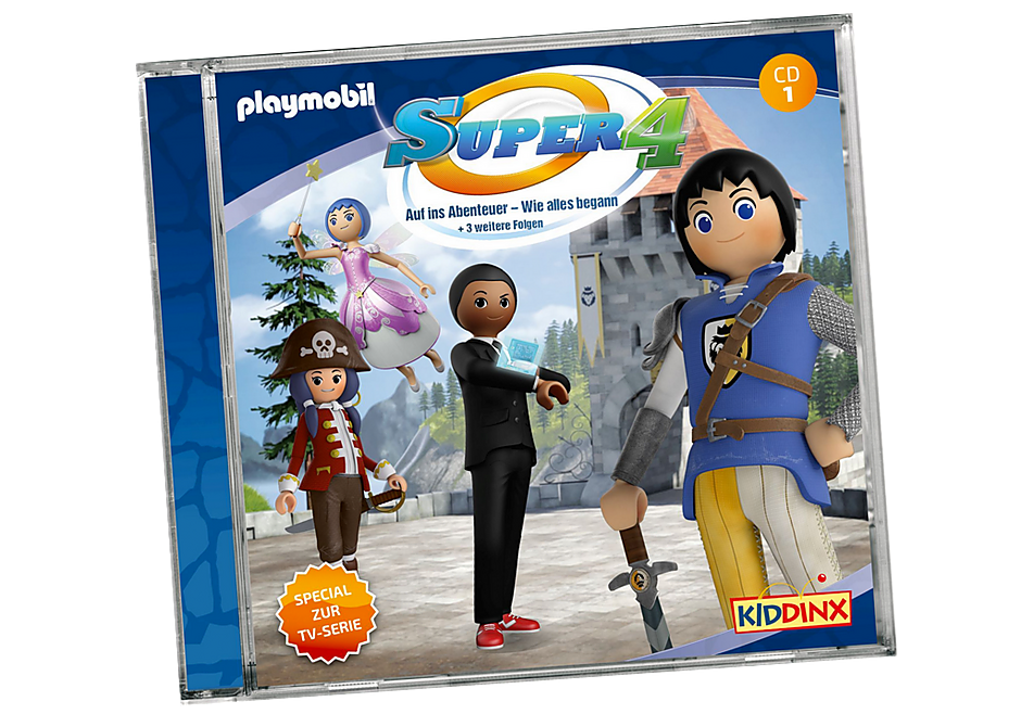 http://media.playmobil.com/i/playmobil/80474_product_detail/CD 1 Super4: Auf ins Abenteuer - Wie alles begann