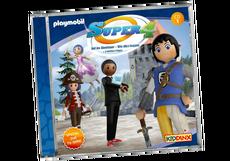 CD 1 Super4: Auf ins Abenteuer - Wie alles begann