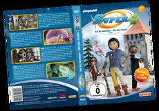 DVD 1 Super4: Auf ins Abenteuer - Wie alles begann