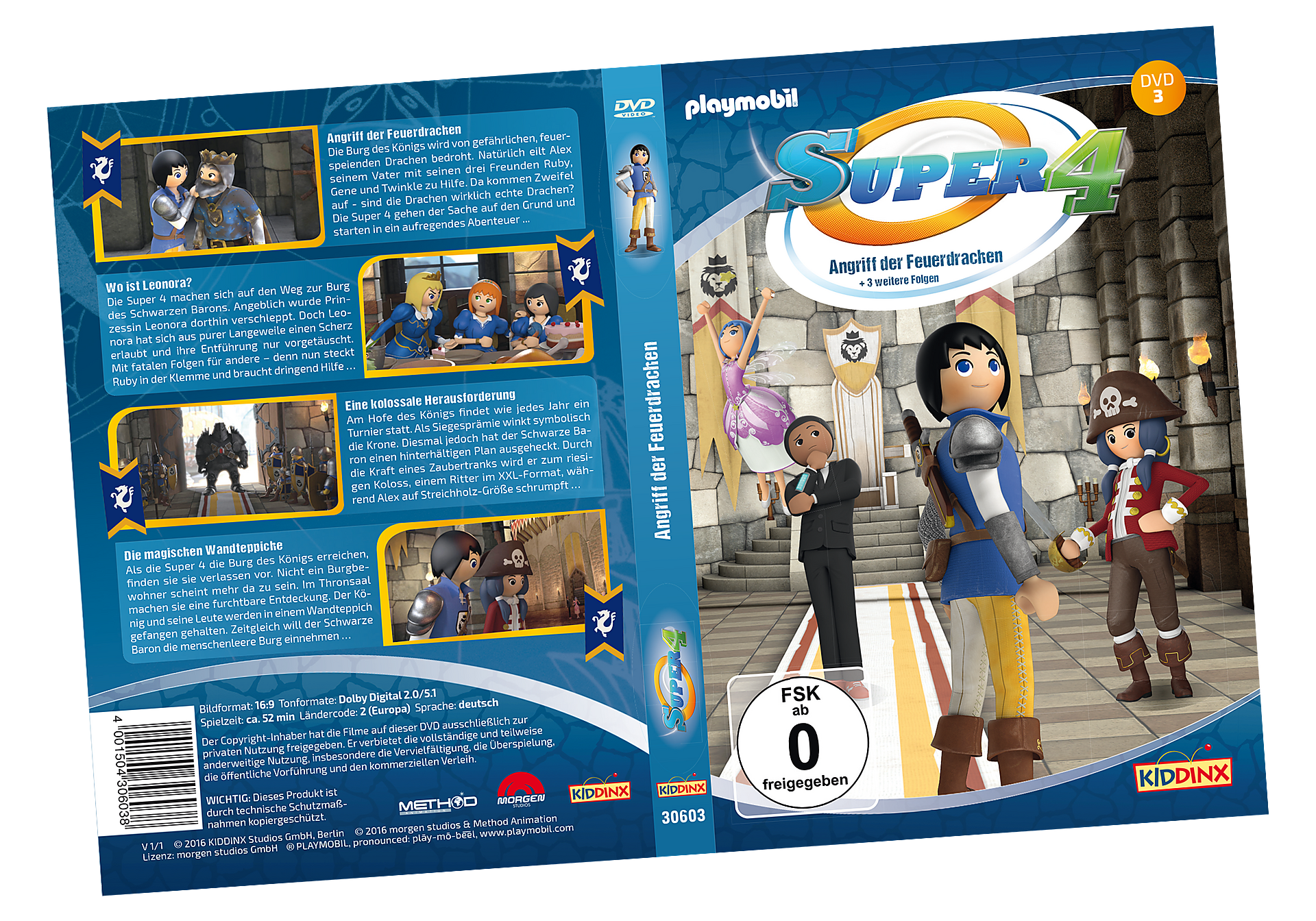 http://media.playmobil.com/i/playmobil/80478_product_detail/DVD 3 Super4: Angriff der Feuerdrachen