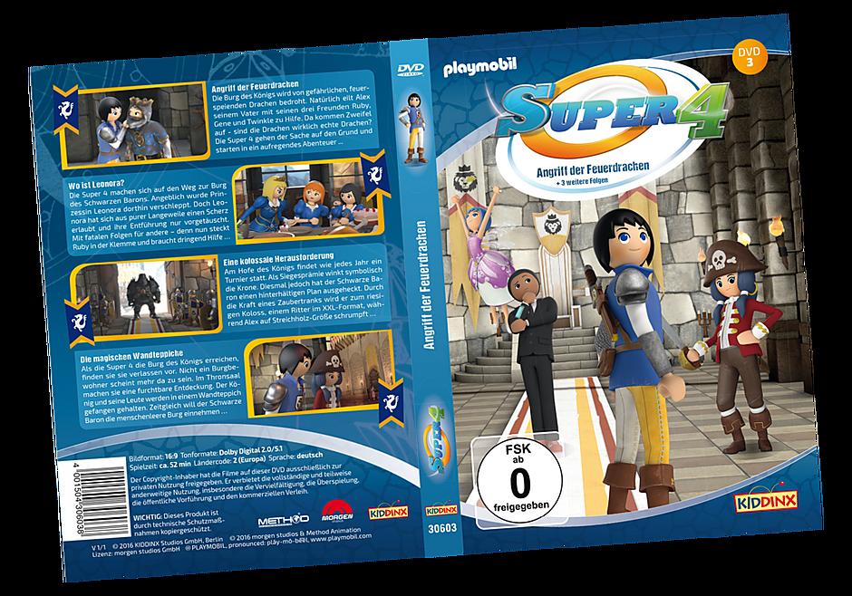 80478 DVD 3 Super4: Angriff der Feuerdrachen detail image 1