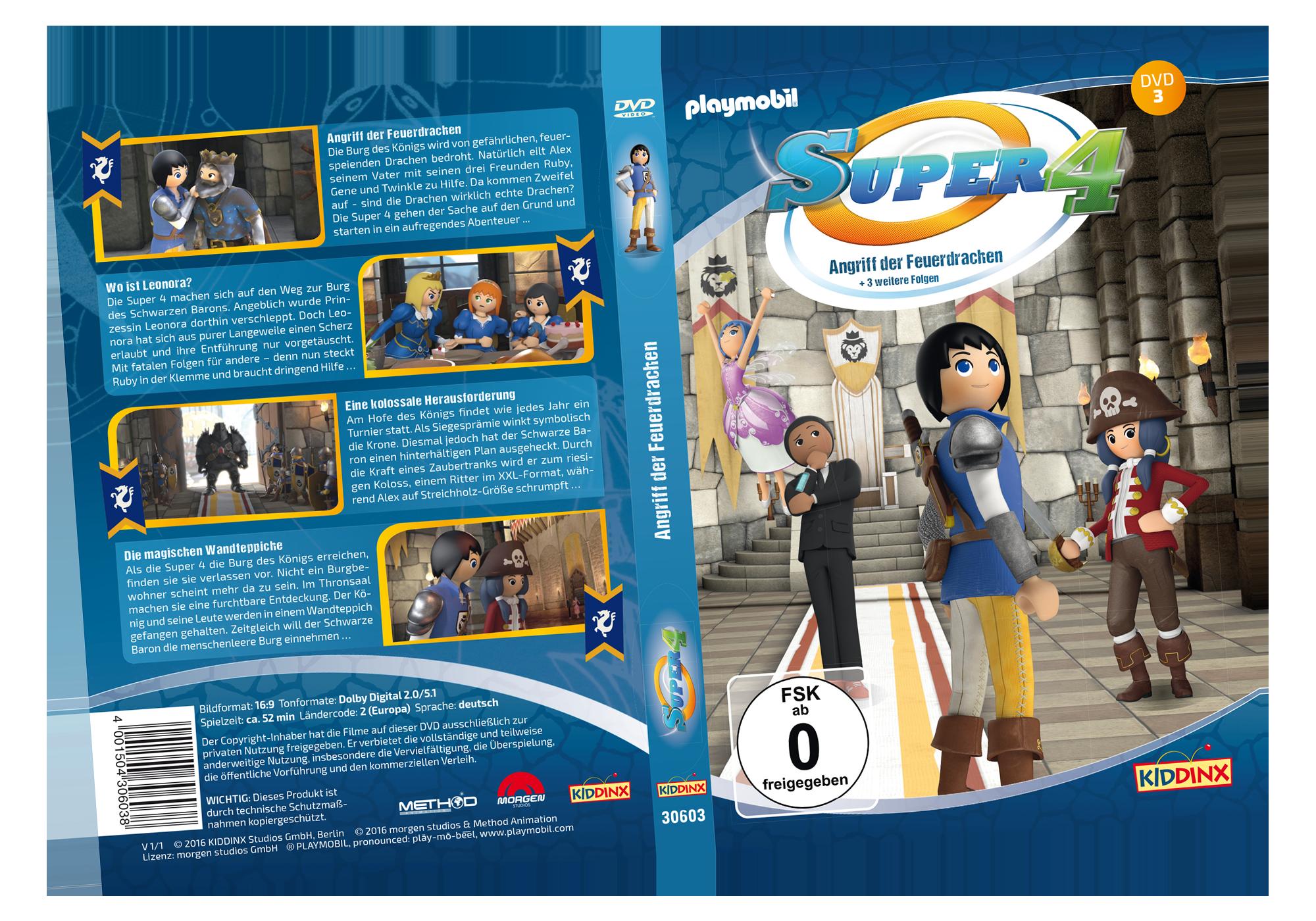 http://media.playmobil.com/i/playmobil/80478_product_detail/DVD 3 Super4: Angriff der Feuerdrachen