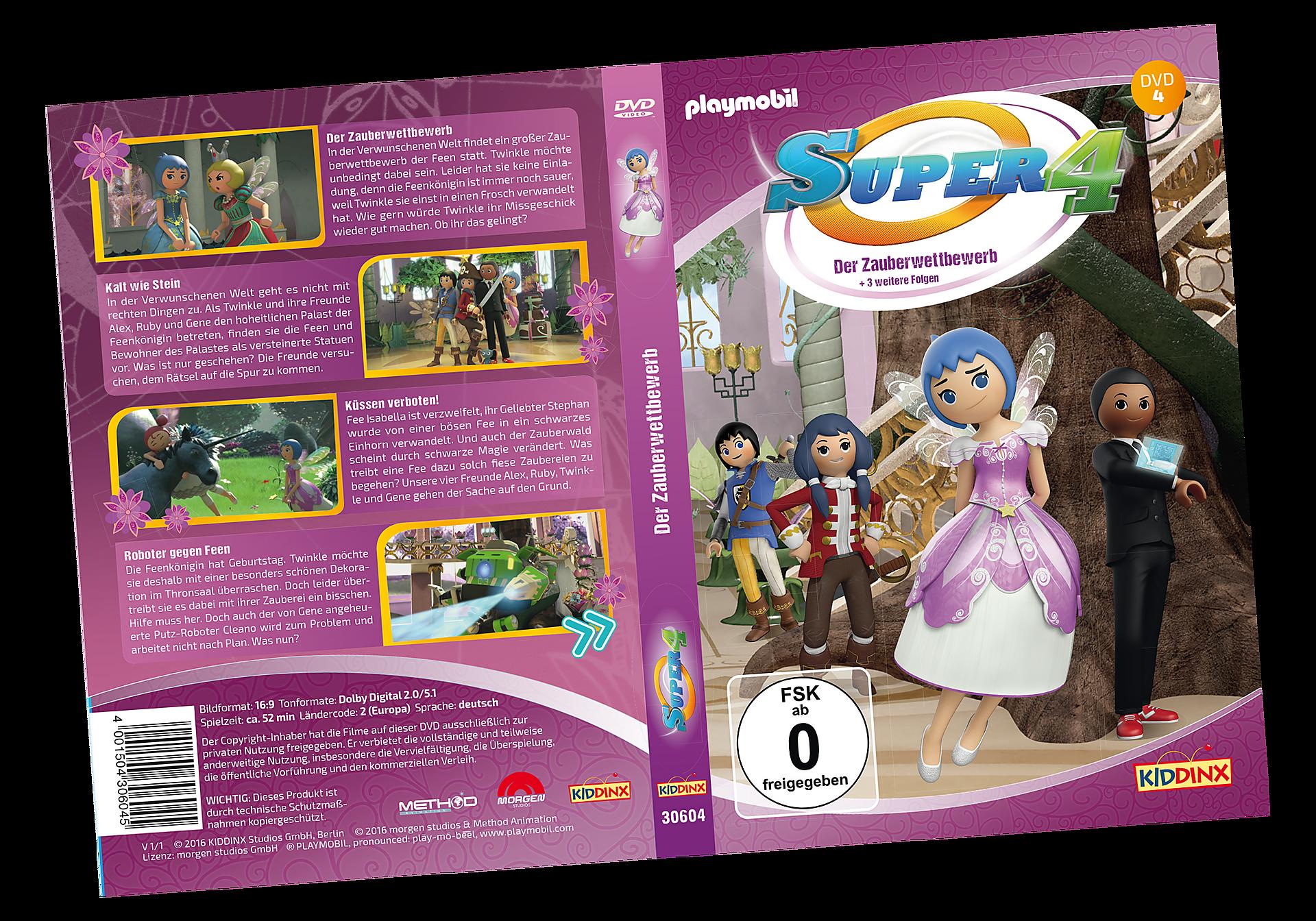 80479 DVD 4 Super4: Der Zauberwettbewerb zoom image1