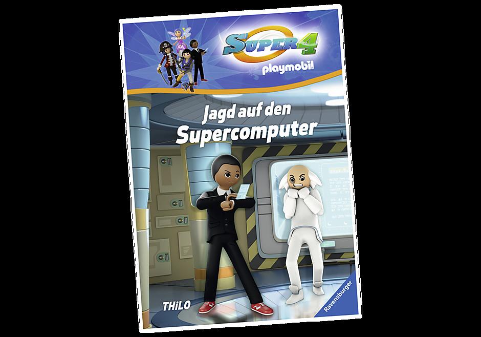 80486 Super 4: Erstleser - Jagd auf den Supercomputer detail image 1
