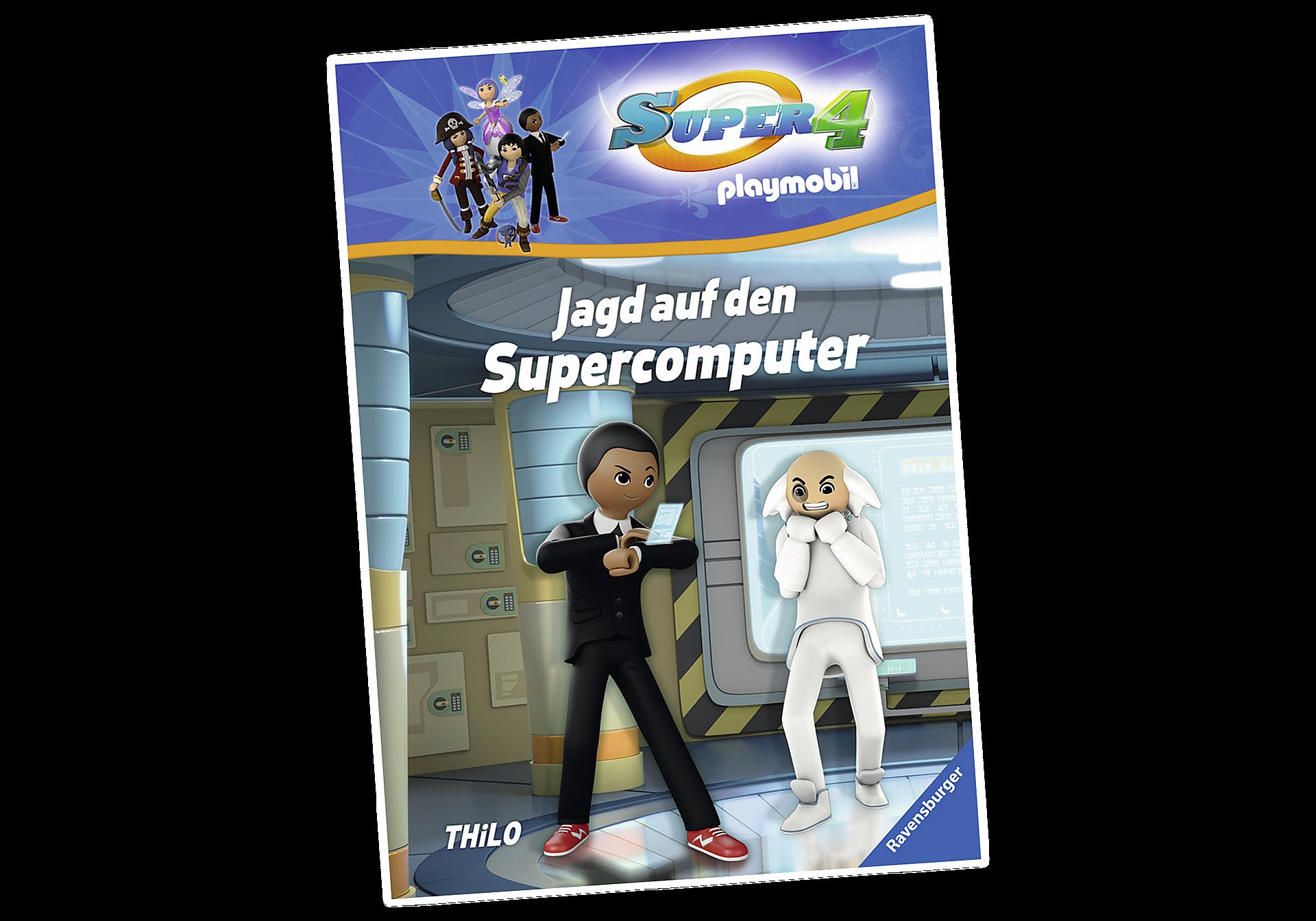 80486 Super 4: Erstleser - Jagd auf den Supercomputer zoom image1