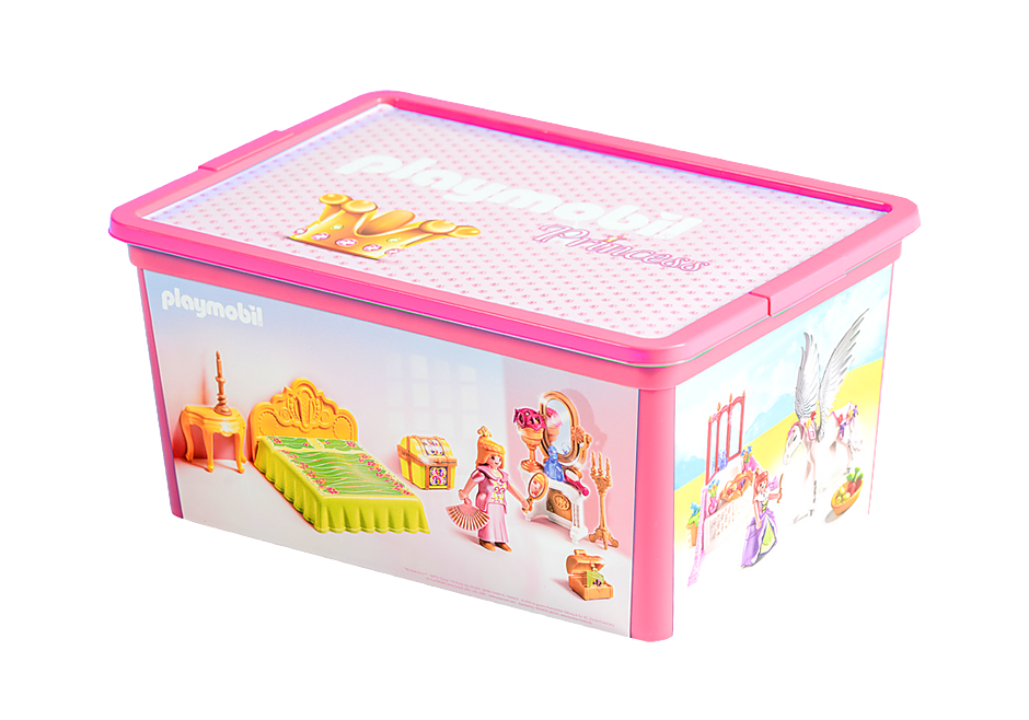 http://media.playmobil.com/i/playmobil/80488_product_detail/12L Prinzessinen Aufbewahrungsbox