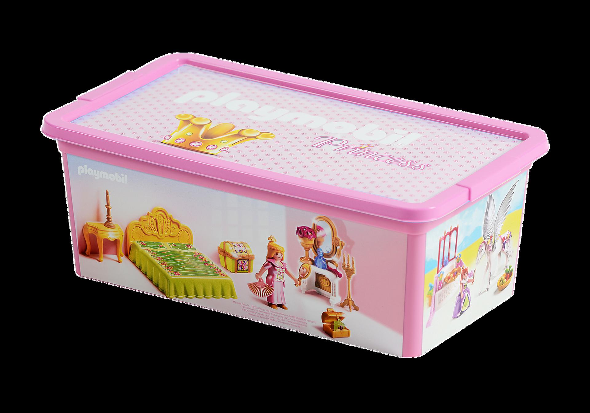 80490 6L Prinzessinen Aufbewahrungsbox zoom image1