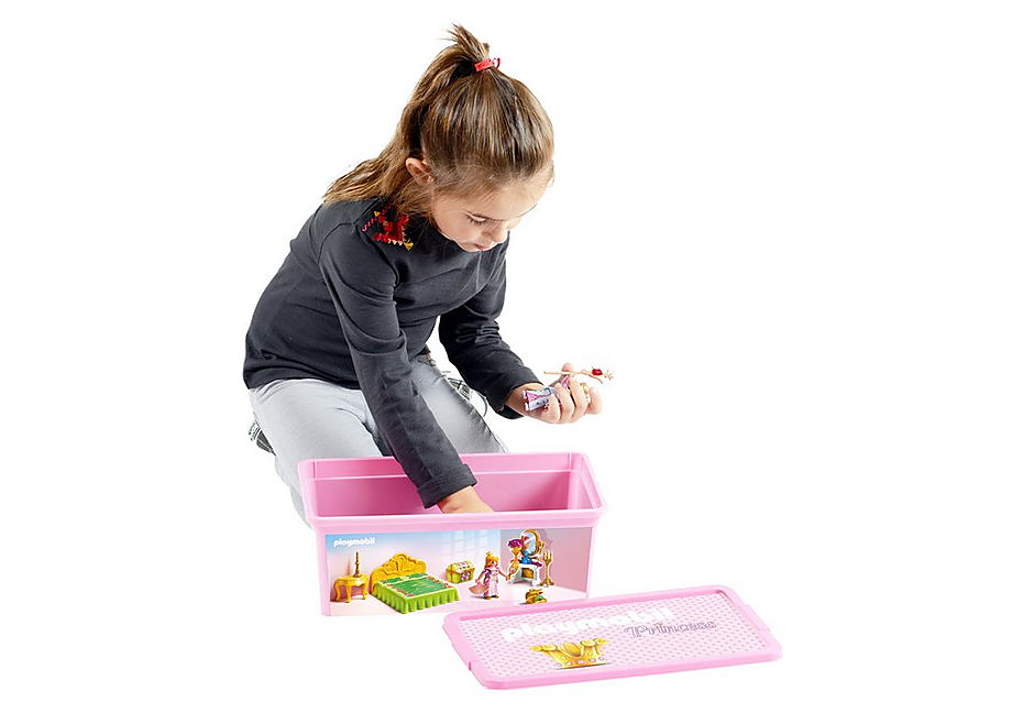 80490 6L Prinzessinen Aufbewahrungsbox detail image 3
