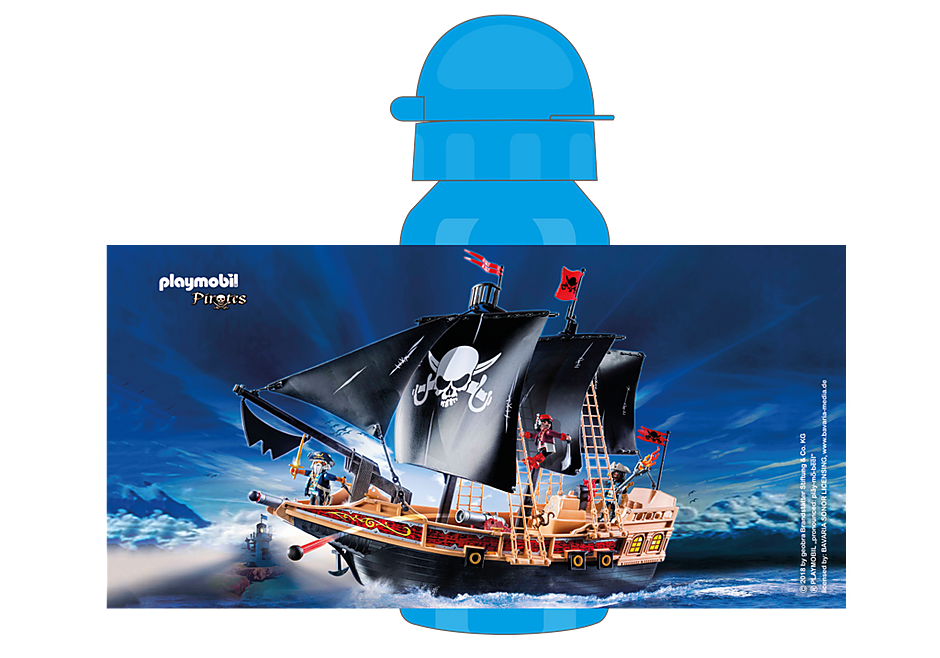 80495 Playmobil Flasche Piraten detail image 1