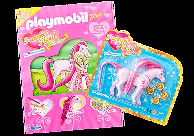80576 PLAYMOBIL-Magazin Pink Sonderheft 2016