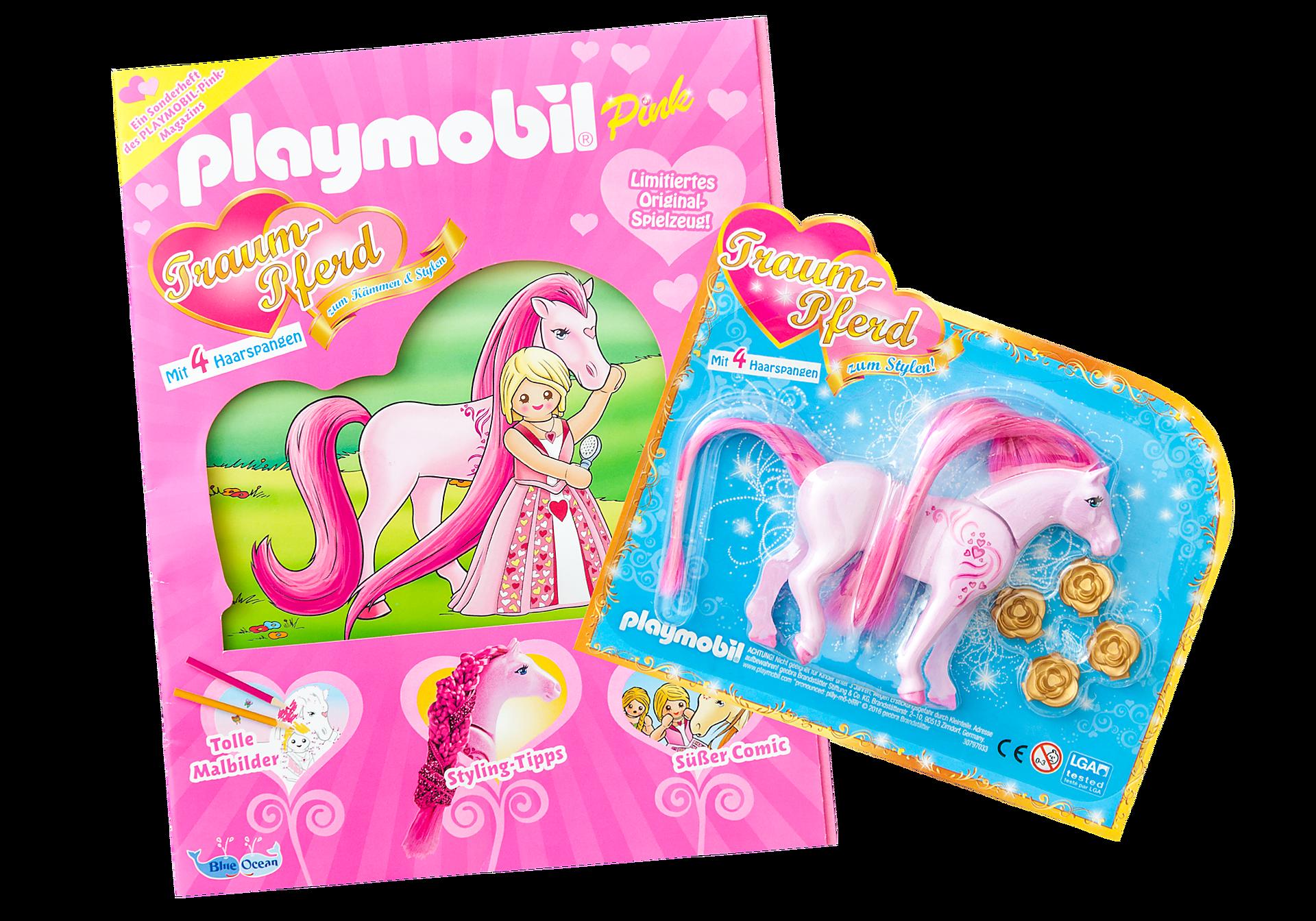 80576 PLAYMOBIL-Magazin Pink Sonderheft 2016 zoom image1