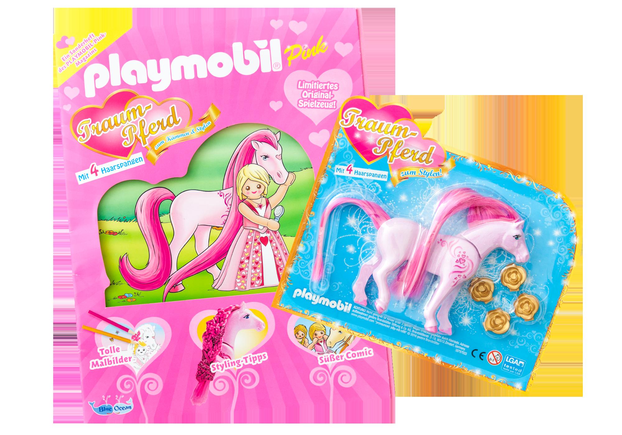 http://media.playmobil.com/i/playmobil/80576_product_detail/PLAYMOBIL-Magazin Pink Sonderheft 2016